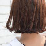 多治見美容室 yasukimizuno.comの外ハネボブ