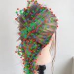流行りのプロタグラフでアレンジヘアを動かしてみた感想!