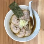 土岐市のラーメン『麺屋神(シン)』のチャーシュー麺
